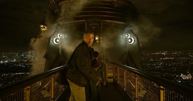Tomorrowland George Clooney Still Photo