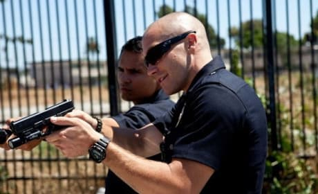 End of Watch Jake Gyllenhaal Michael Pena