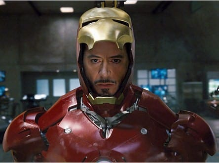 He's Iron Man