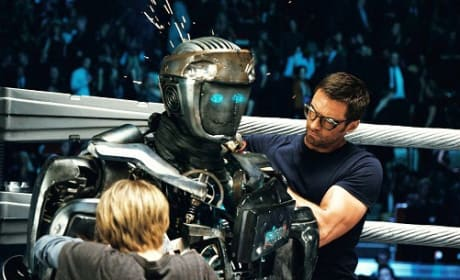 Exclusive: John Rosengrant Talks Real Steel, Special Effects Oscar Nod