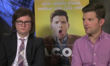 "A.C.O.D. Exclusive: Adam Scott Calls Clark Duke ""Stupid"""