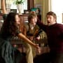 Joel Edgerton and Jennifer Garner The Odd Life of Timothy Green
