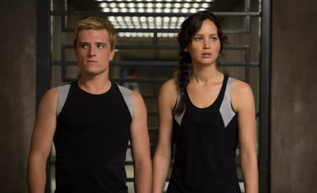Does the ending of Catching Fire rank up with Star Wars?