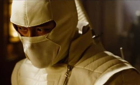 G.I. Joe Retaliation Clip: Snake Eyes Battles Storm Shadow