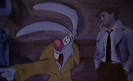 Who Framed Roger Rabbit Test Footage