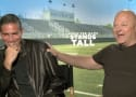 "When the Game Stands Tall Exclusive: Michael Chiklis Calls Jim Caviezel a ""Goofball!"""