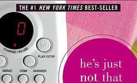 He's Just Not That Into You Book Cover