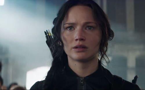 Jennifer Lawrence The Hunger Games: Mockingjay Part 1