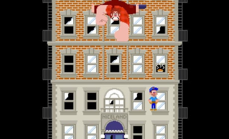 Wreck-It Ralph Releases Playable Arcade Game From the Film: Play Fix-It Felix Online!