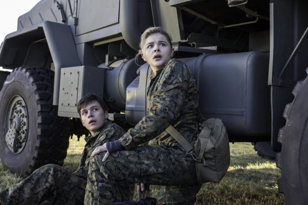 Military Look - The 5th Wave