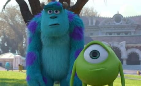 Monsters University Trailer: Let The Scary Games Begin!