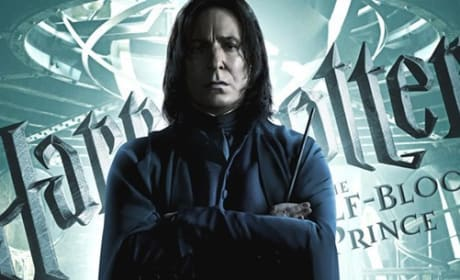 A Pair of Harry Potter and the Half-Blood Prince Posters