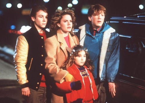 Elizabeth Shue in Adventures in Babysitting
