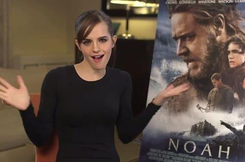 Emma Watson Noah Trailer