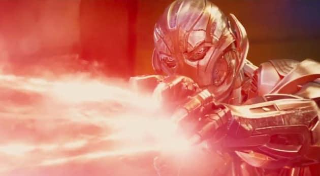 Ultron Has Blasters!