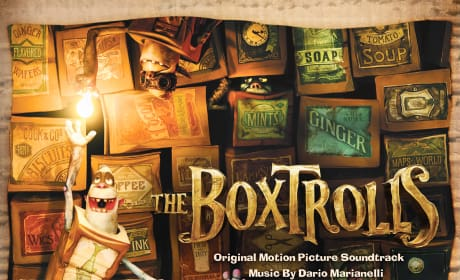 The Boxtrolls Exclusive Giveaway: Win the Soundtrack Featuring Eric Idle's Theme!