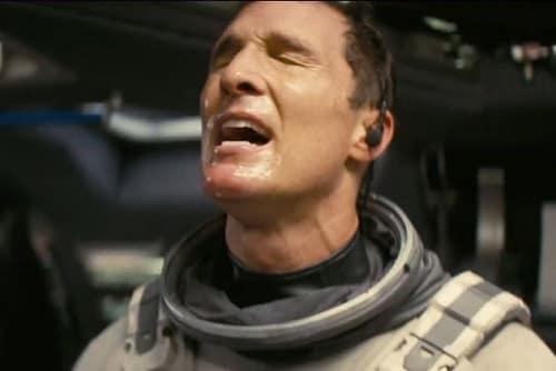 Matthew McConaughey Stars In Interstellar