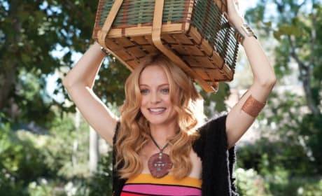 Reel Movie Interview: Heather Graham On Judy Moody and Starring with James Franco in Cherry
