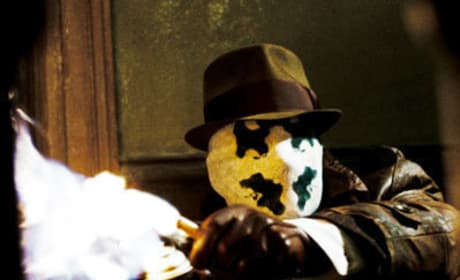 Jackie Earle Haley is Rorschach in Watchmen