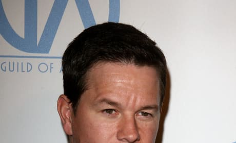 Mark Wahlberg at the Academy Awards