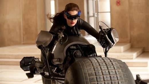 Catwoman First Look