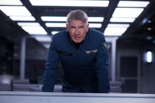 Harrison Ford Stars in Ender's Game