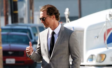 The Wolf of Wall Street adds Matthew McConaughey to Cast