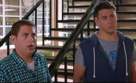 21 Jump Street: Jonah Hill and Channing Tatum