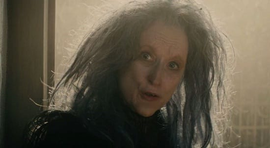 Meryl Streep Stars Into the Woods