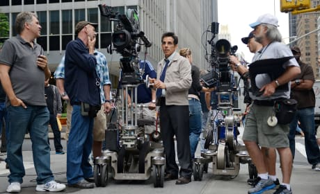 Ben Stiller Directs The Secret Life of Walter Mitty