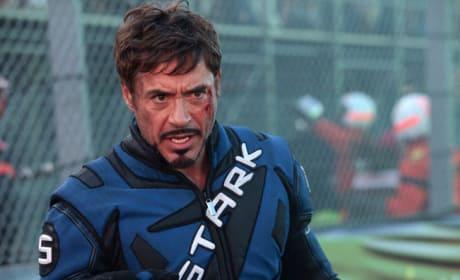 Tony Stark is Pissed