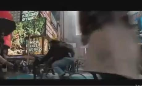 Sneak Peek: The Avengers Preview And Last Scene of Captain America