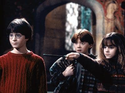 Harry and Friends