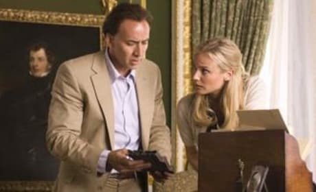 Nicolas Cage Explains National Treasure Character
