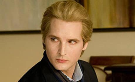 Peter Facinelli in New Moon 1
