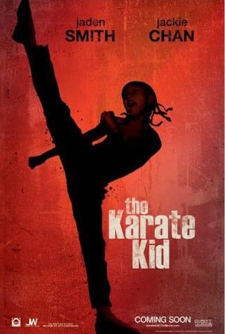 Karate Kid Teaser Poster