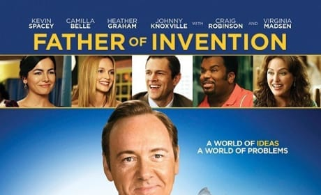 Father of Invention Poster & Trailer: Kevin Spacey Reinvents