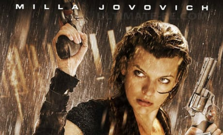 Resident Evil: Afterlife Gets a Poster!