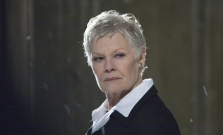 Judi Dench Back For More Bond