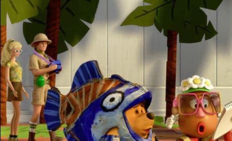Toy Story Short Feature To Debut With Cars 2