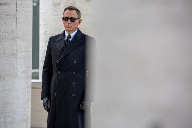 Spectre Daniel Craig Photo