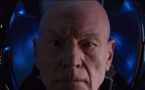 Patrick Stewart X-Men: Days of Future Past