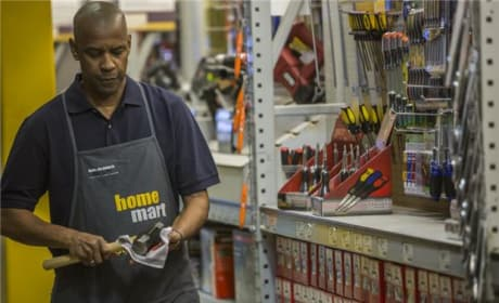 The Equalizer Denzel Washington Home Mart