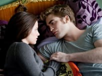 Bella and Edward in Bed