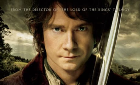 The Hobbit: An Unexpected Journey Giveaway, Win Middle Earth Loot!