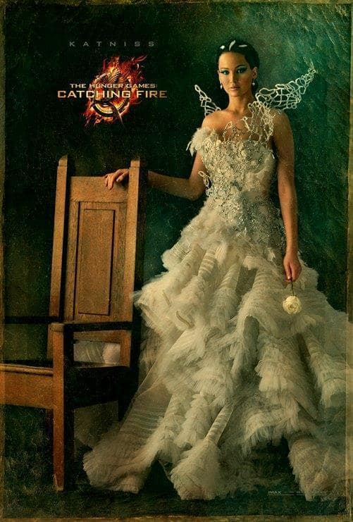 Catching Fire Katniss Portrait