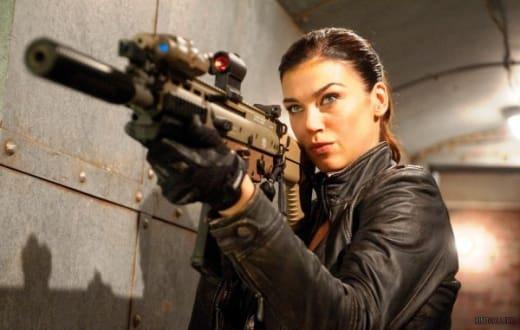 Adrianne Palicki in G.I. Joe Retaliation