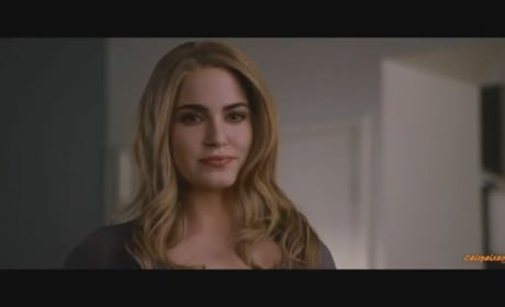 Breaking Dawn Part 2 Clip Shows Bella Trying to Act Human