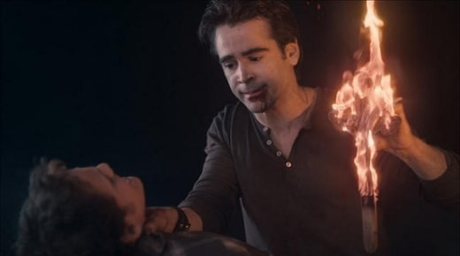 Colin Farrell in Fright Night