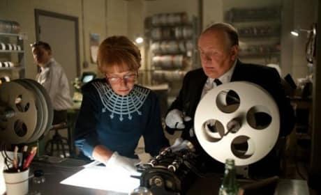 Helen Mirren and Anthony Hopkins Hitchcock